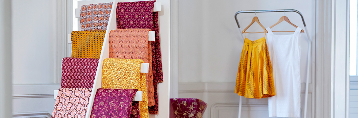 HeDee: inspiring colour combinations for IN-STORE dispay