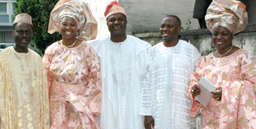 HeDee: Prestigious attire and Aso Ebi