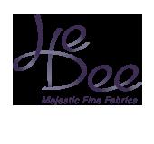 HP 2016 HeDee Majestic Fine Fabrics logo 2 column